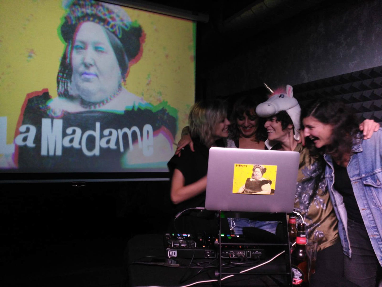 fiestas la madame sessions madrid