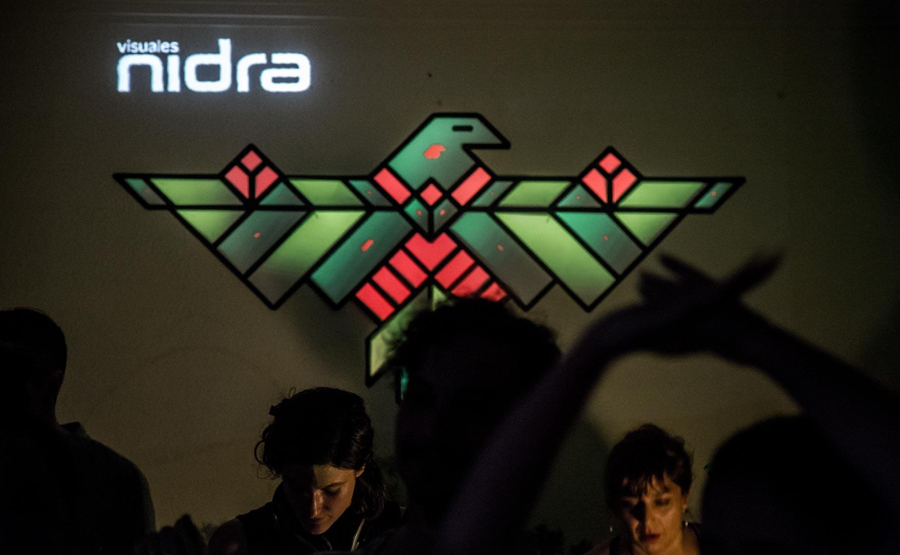 Icaro session Visuales Nidra