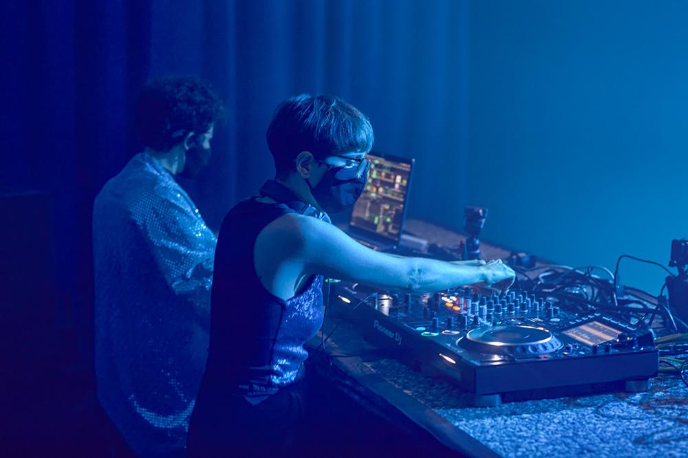 Sesion Veinn Nidra She Makes Noise 2020 La Casa Encendida Madrid
